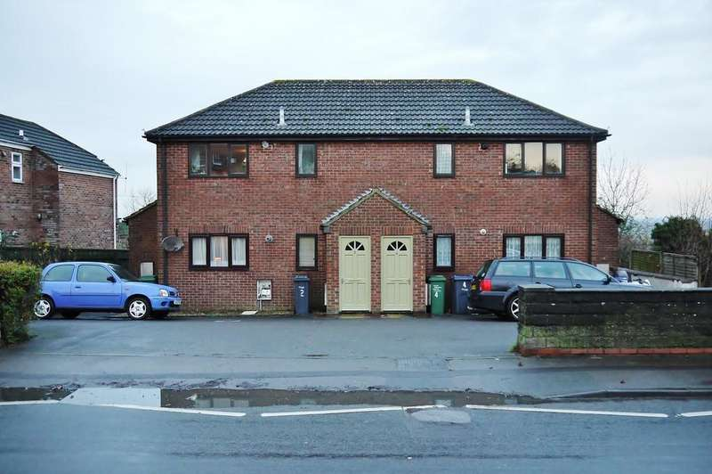 1 Bedroom Ground Maisonette Flat for sale in Purton, Swindon