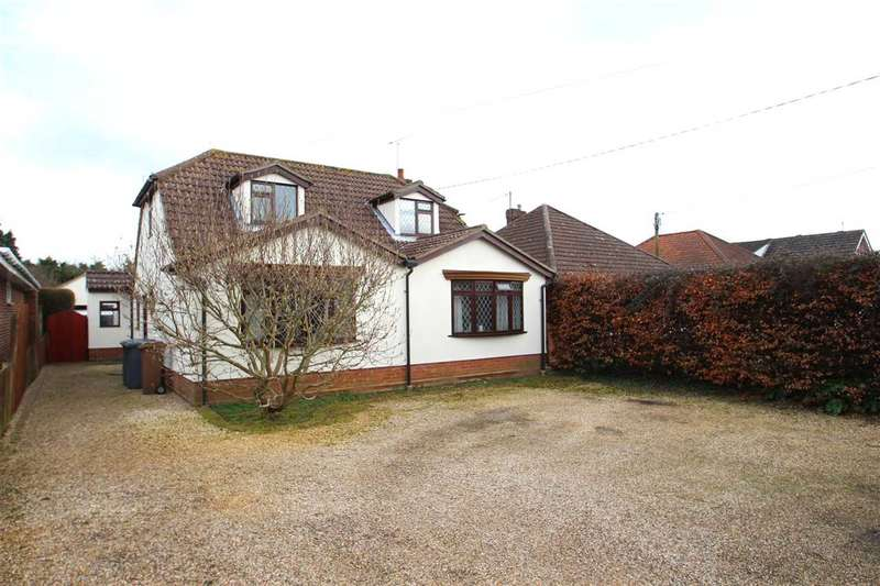4 Bedrooms Bungalow for sale in Bell Lane, Kesgrave, Ipswich
