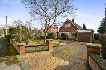 4 Bedrooms Bungalow for sale in Raleigh Road, Mansfield, Nottinghamshire