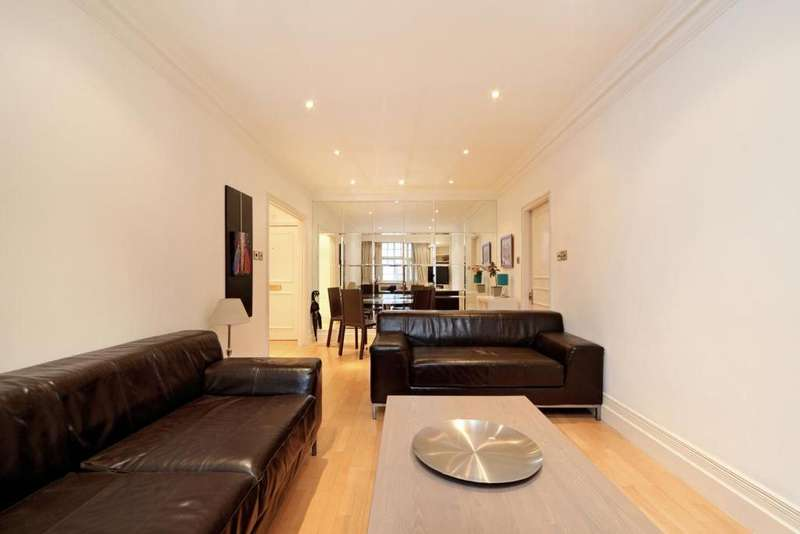 2 Bedrooms Apartment Flat for sale in Princes Court, 88 Brompton Road, Knightsbridge, London, SW3