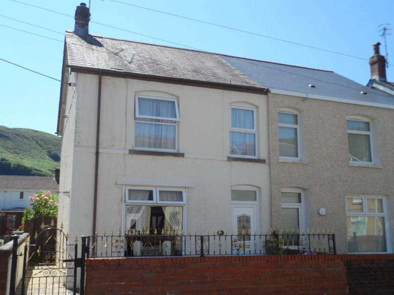 3 Bedrooms Semi Detached House for sale in Varteg Road, Ystalyfera, Swansea