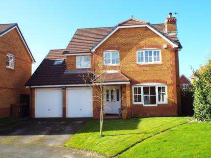 5 Bedrooms Detached House for sale in Wiltshire Mews, Cottam, Preston, Lancashire