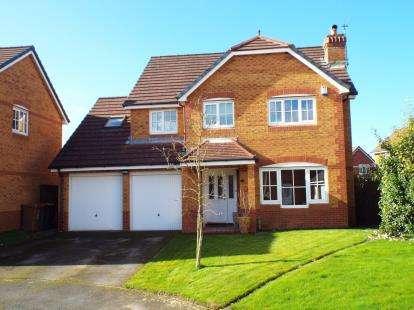5 Bedrooms Detached House for sale in Wiltshire Mews, Cottam, Preston, Lancashire