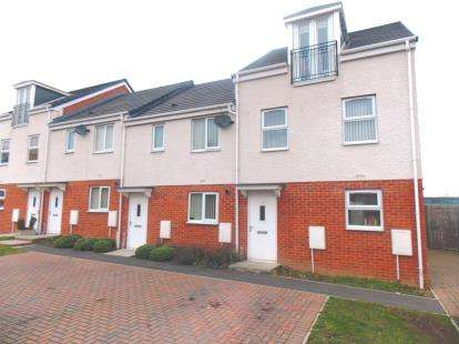 3 Bedrooms End Of Terrace House for sale in Saxon Close, North Ormesby, Middlesbrough