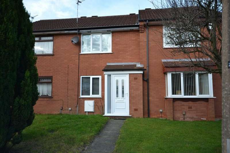 2 Bedrooms Terraced House for sale in Ingleton Drive, Moss Bank, St. Helens