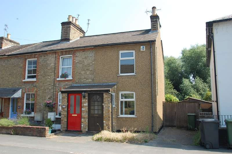 2 Bedrooms End Of Terrace House for sale in Kings Langley, HERTS