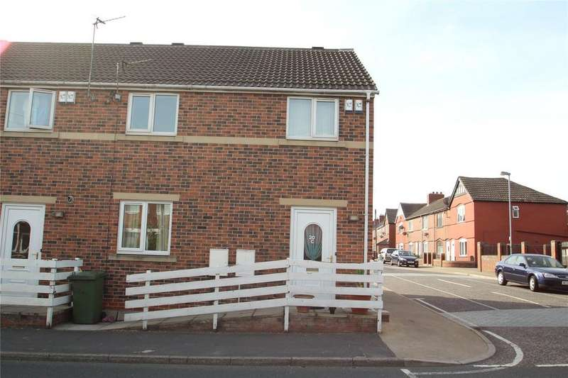2 Bedrooms Apartment Flat for sale in Minsthorpe Lane, South Elmsall, WF9