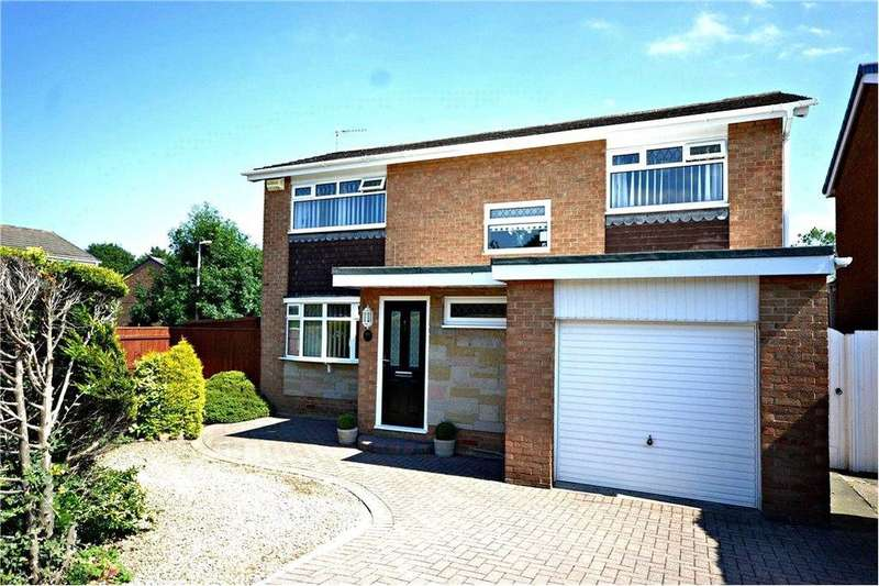 4 Bedrooms Detached House for sale in Barnack Avenue, Marton