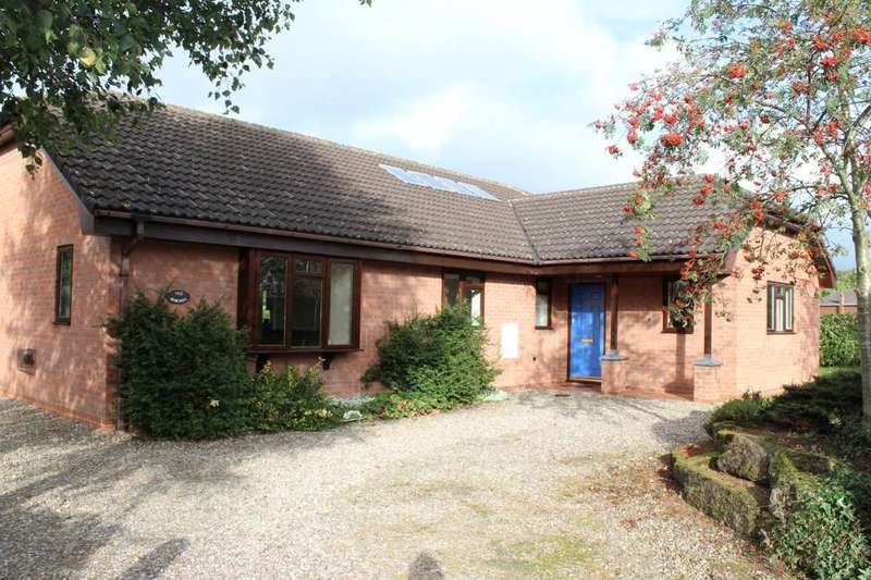 4 Bedrooms Detached Bungalow for sale in Mill Street, Prees