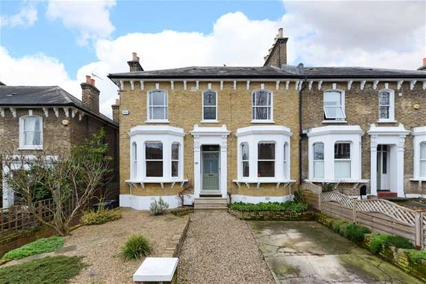 4 Bedrooms House for sale in Montem Road, Forest Hill