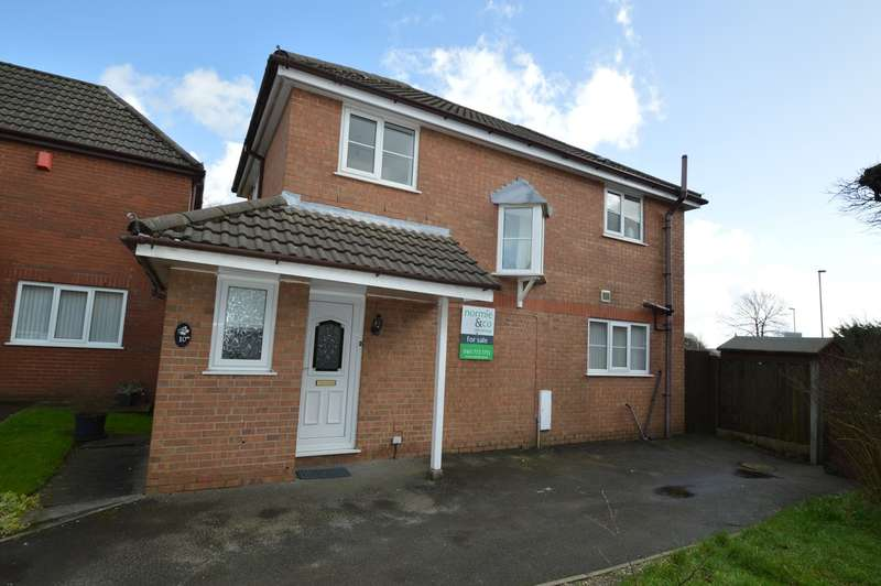 3 Bedrooms Detached House for sale in Tweedsdale Close, Whitefield, Manchester, M45