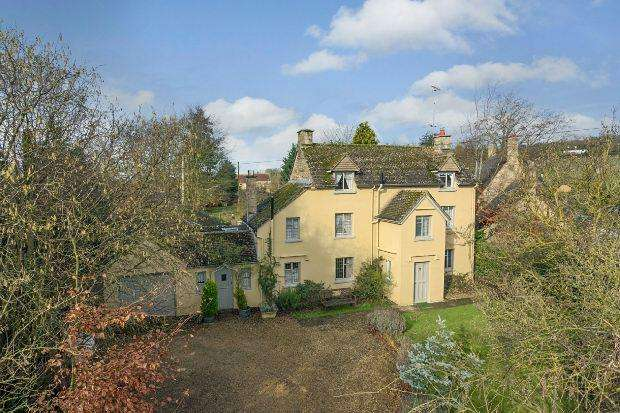 4 Bedrooms Detached House for sale in Main Street, Long Compton, SHIPSTON-ON-STOUR