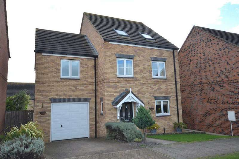 4 Bedrooms Detached House for sale in Brooklime Avenue, Stockton-on-Tees