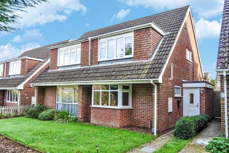3 Bedrooms Semi Detached House for sale in Anglesey Close, Broadoak