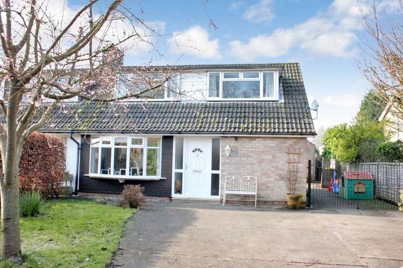 4 Bedrooms Semi Detached House for sale in Acaster Lane Bishopthorpe York