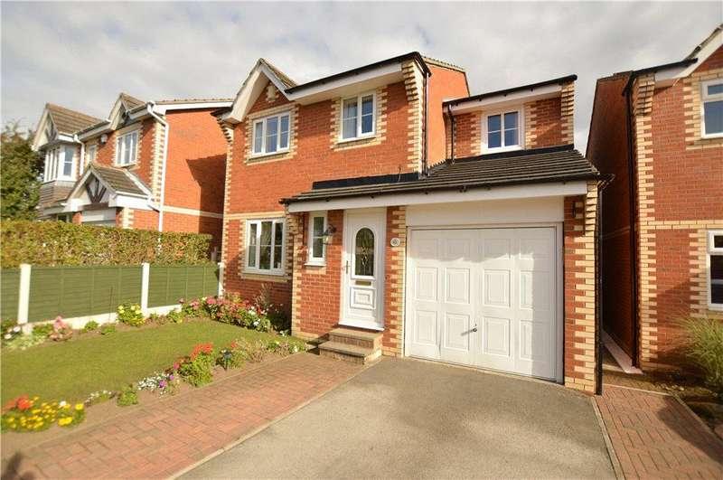 4 Bedrooms Detached House for sale in Brierlands Close, Garforth, Leeds, West Yorkshire