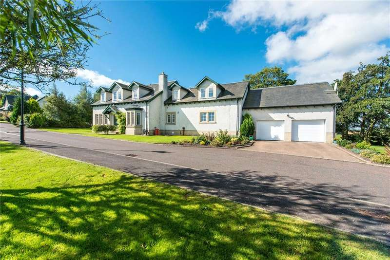 6 Bedrooms Detached House for sale in Newlands, By Balerno, Edinburgh, West Lothian