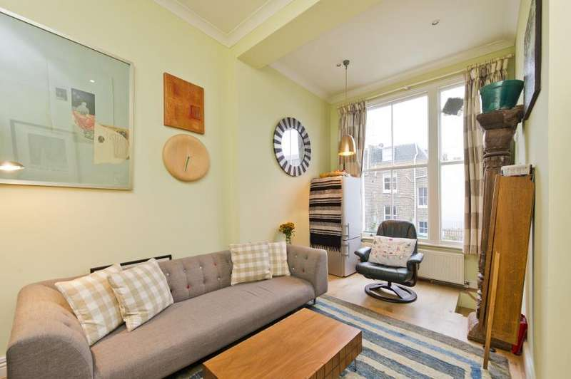 2 Bedrooms Flat for sale in St. Charles Square, North Kensington W10