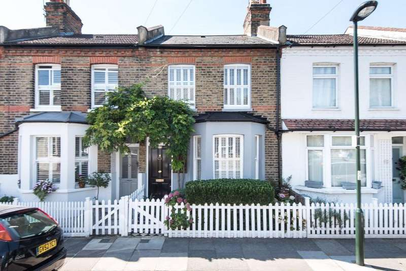 2 Bedrooms Terraced House for sale in Mereway Road, Twickenham, TW2