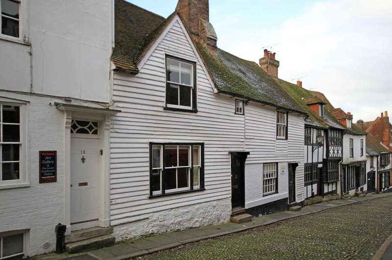 3 Bedrooms House for sale in West Street, Rye, East Sussex TN31 7ES