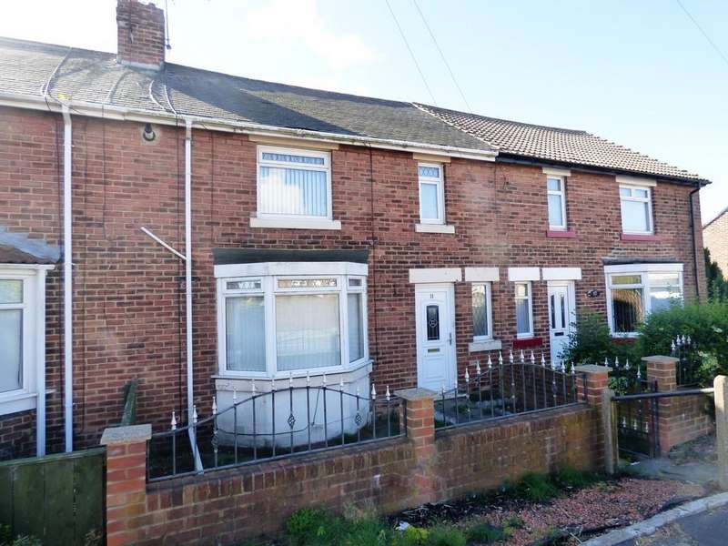 3 Bedrooms Terraced House for sale in Forster Crescent, South Hetton