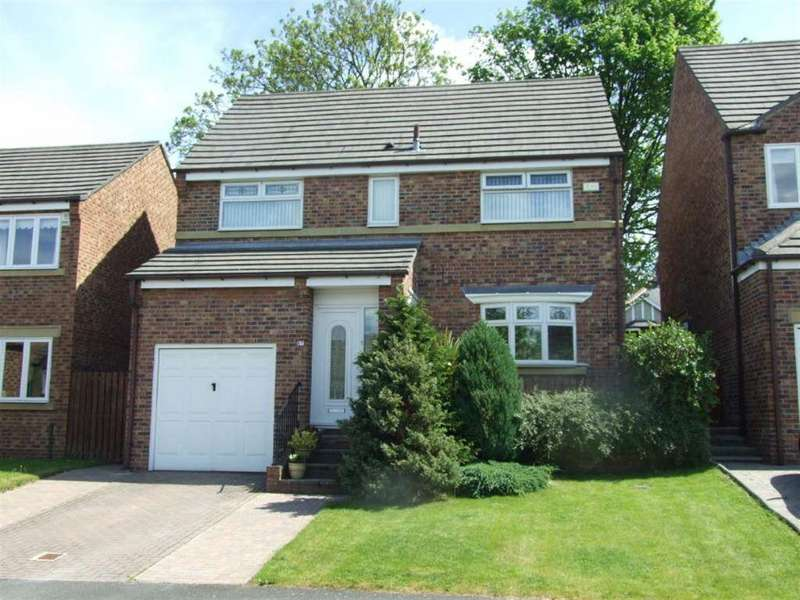 4 Bedrooms Detached House for sale in Longlands Drive, Houghton Le Spring