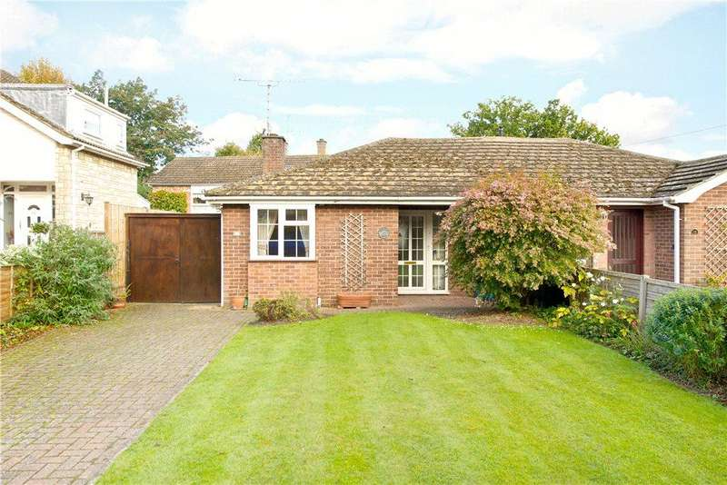 1 Bedroom Semi Detached Bungalow for sale in Walton Road, Wavendon, Milton Keynes, Buckinghamshire