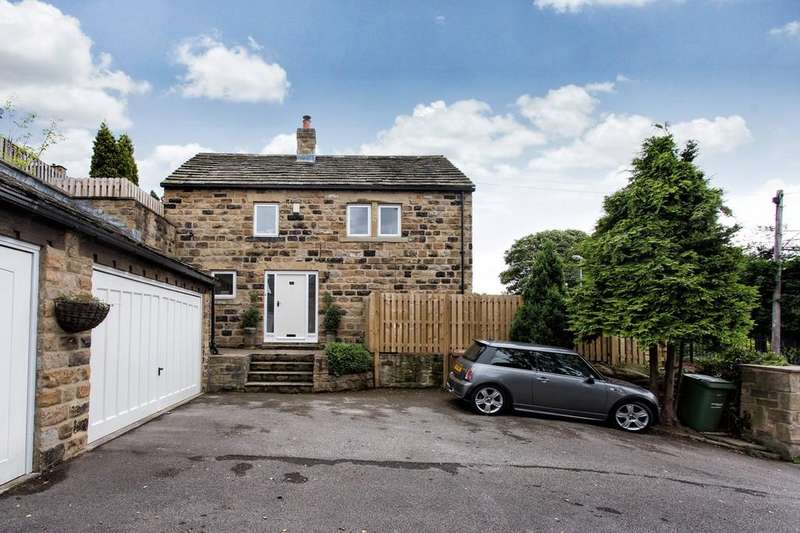 3 Bedrooms Detached House for sale in Hill Top Road, Newmillerdam