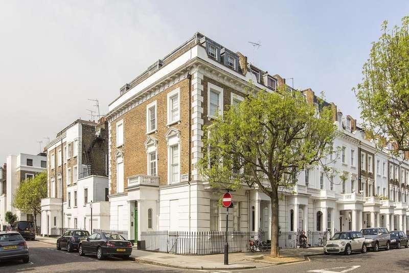 4 Bedrooms End Of Terrace House for sale in Alderney Street, SW1V