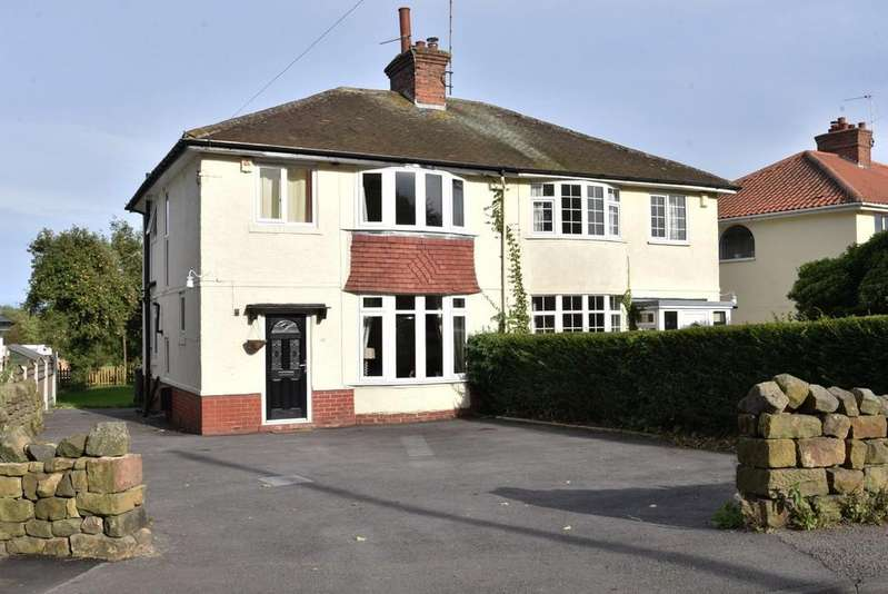 3 Bedrooms Semi Detached House for sale in Kingsley Road, Harrogate