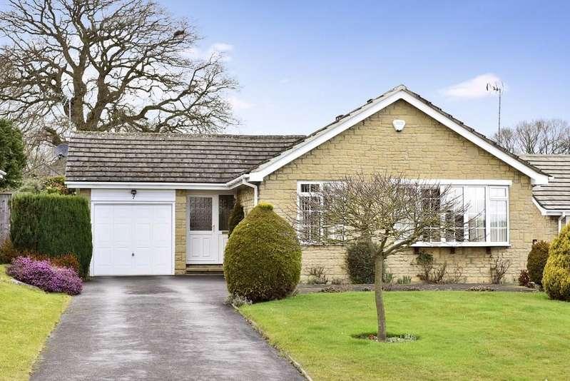 3 Bedrooms Detached Bungalow for sale in Rossett Avenue, Harrogate