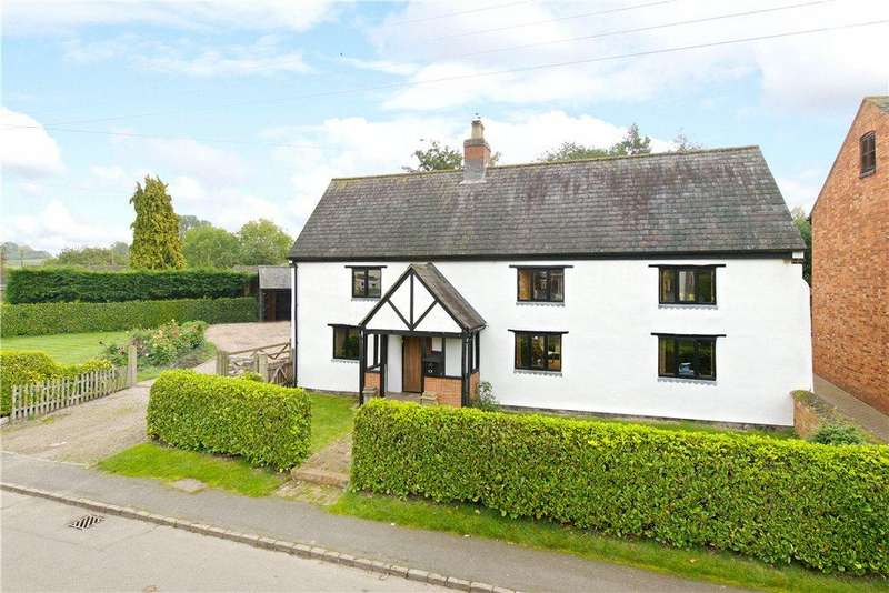 4 Bedrooms Unique Property for sale in Kelmarsh Road, Clipston, Market Harborough, Northamptonshire