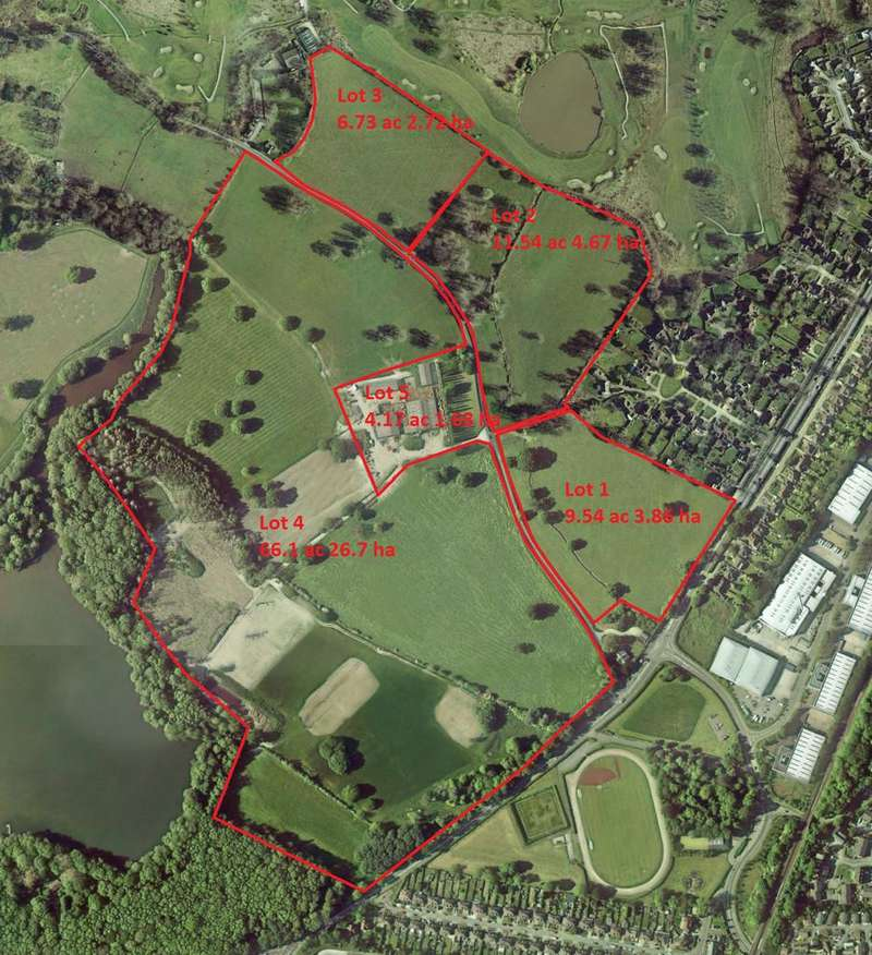 Equestrian Facility Character Property for sale in Land at Gatton Park, Redhill