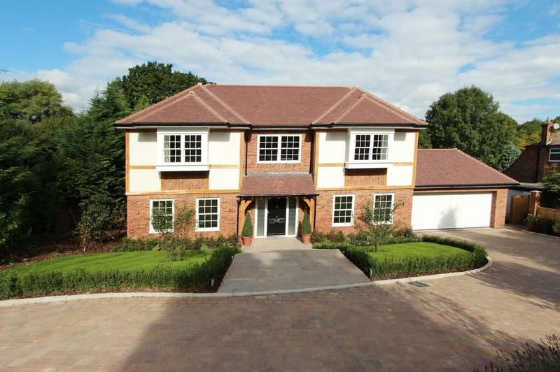 5 Bedrooms Detached House for sale in Forest Drive, Kingswood