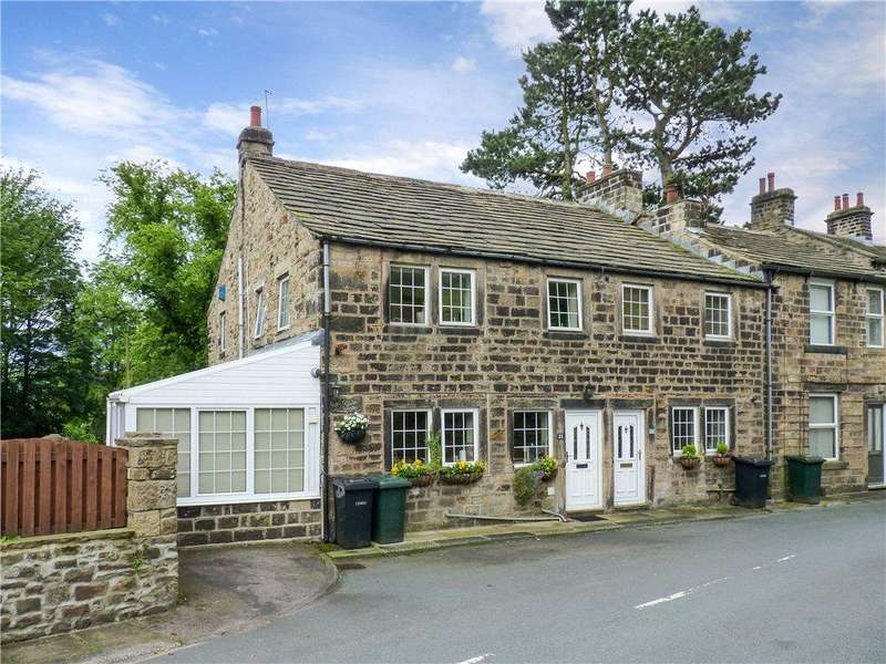 4 Bedrooms Unique Property for sale in Dockroyd, Oakworth, Keighley, West Yorkshire
