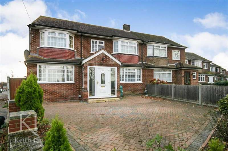 4 Bedrooms Semi Detached House for sale in Appleby Street, Waltham Cross