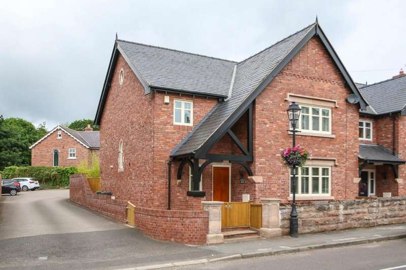 5 Bedrooms Link Detached House for sale in Albany House, Tattenhall, CH3 9PX