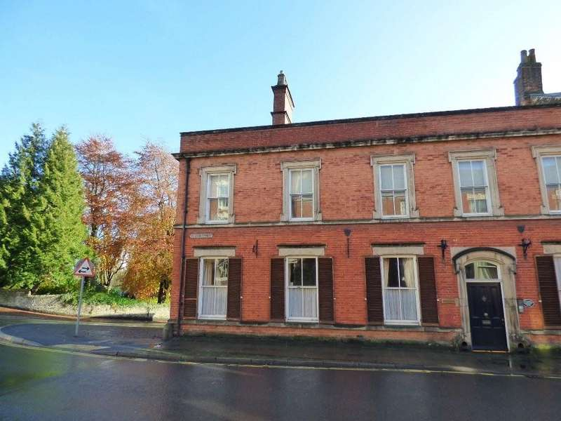 3 Bedrooms Apartment Flat for sale in Park Road, Ashbourne