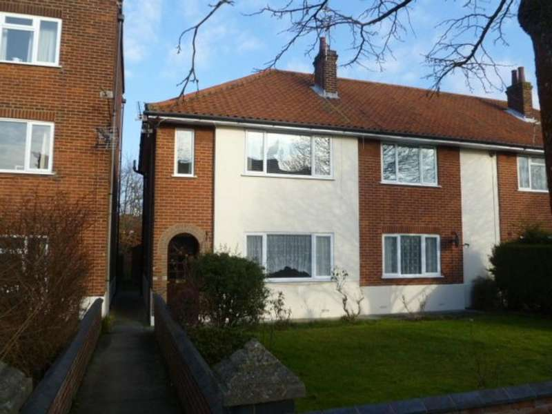 2 Bedrooms Flat for sale in Patricia Road, Norwich, Norfolk