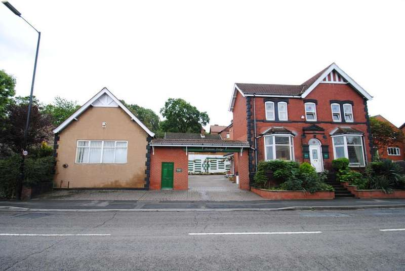 4 Bedrooms Detached House for sale in Doncaster Road, Conisbrough