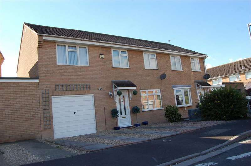 5 Bedrooms Semi Detached House for sale in Sovereign Road, Bridgwater, Somerset, TA6