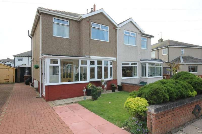 3 Bedrooms Semi Detached House for sale in 6 Orontes Avenue, Barrow-In-Furness
