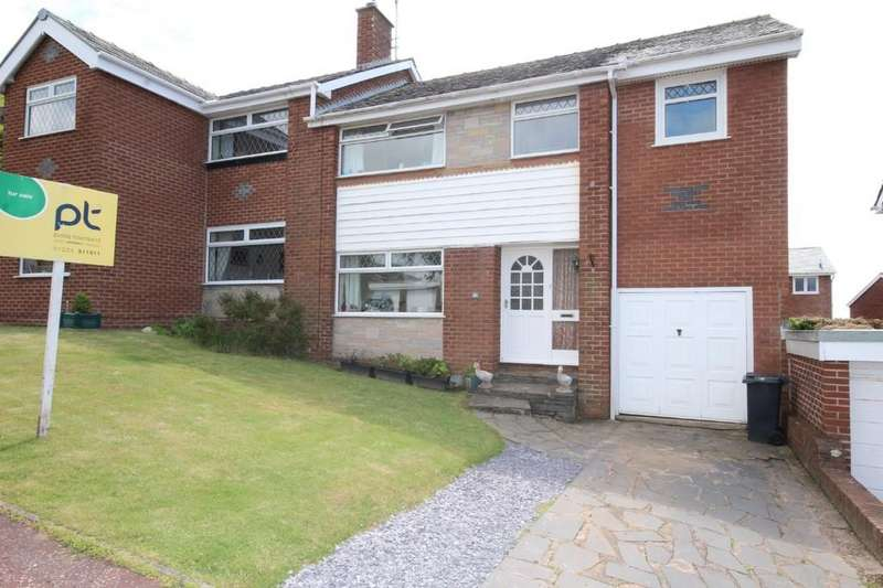 4 Bedrooms Semi Detached House for sale in 10 Walnut Hill, Barrow-In-Furness