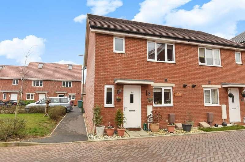 3 Bedrooms Semi Detached House for sale in Allin Way, Felpham, Bognor Regis, PO22
