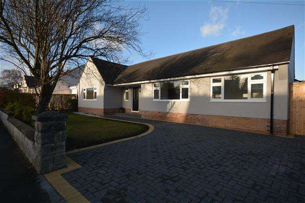 3 Bedrooms Detached House for sale in Woodlands Drive, Barnston, Heswall