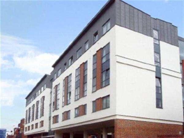 1 Bedroom Flat for rent in ,Mede House, Salisbury Street, Southampton