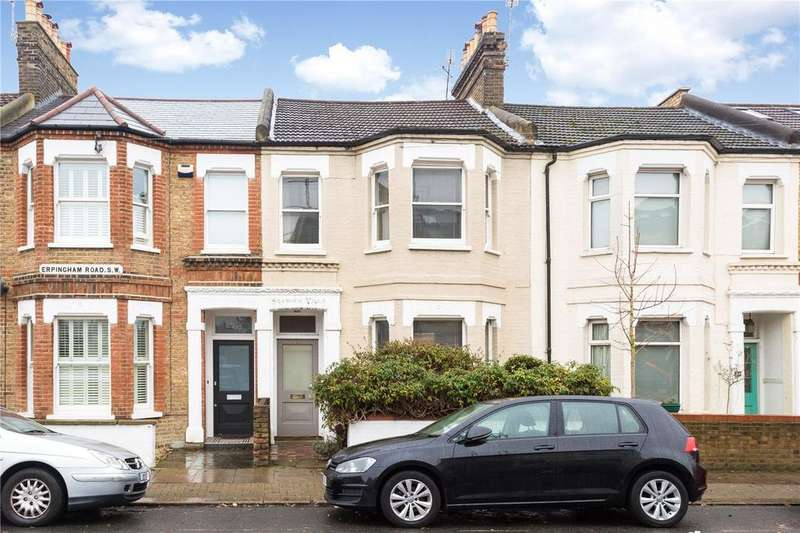 4 Bedrooms House for sale in Erpingham Road, London, SW15