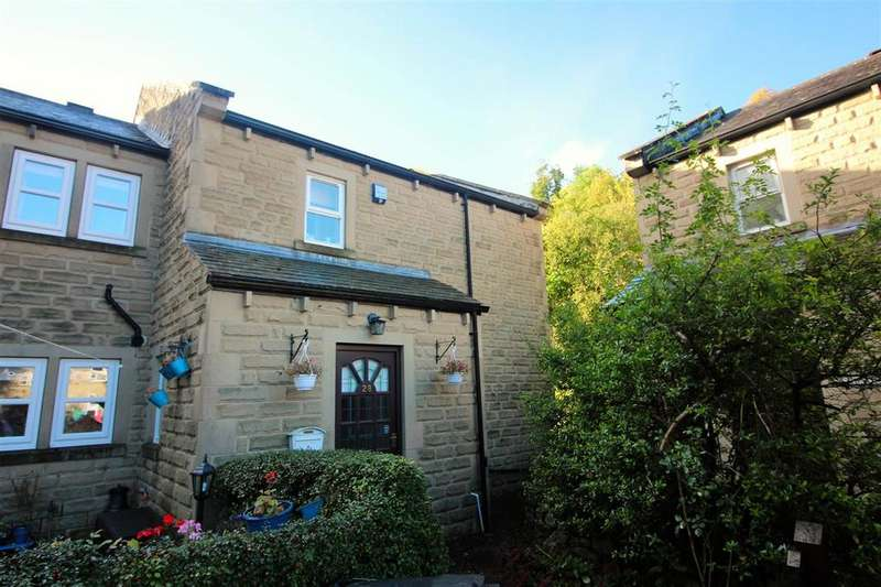 3 Bedrooms Town House for sale in Bluebell Walk, Luddenden, Halifax
