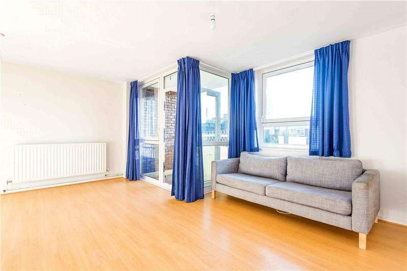 2 Bedrooms Flat for sale in Moorgreen House, Wynyatt Street, London, EC1V