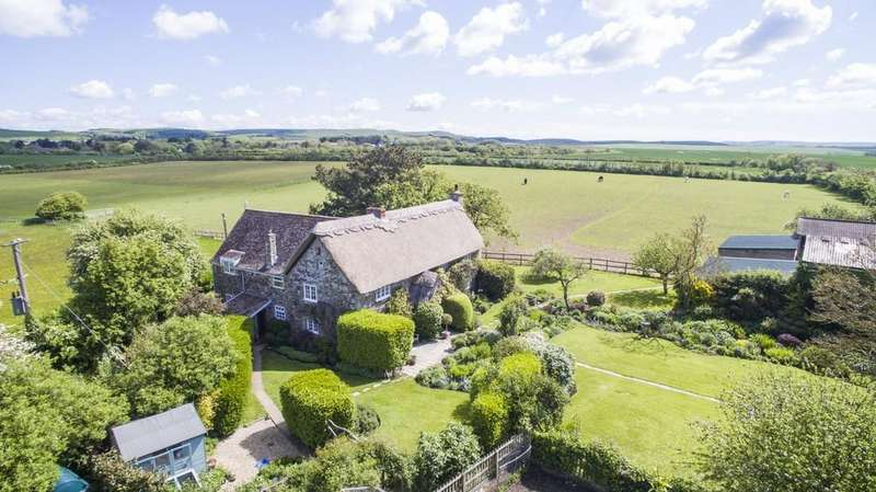 4 Bedrooms Detached House for sale in Yafford